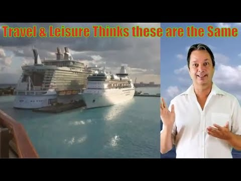 Travel and Leisure votes viking best large cruise line 2018