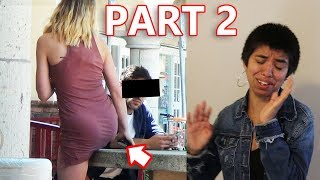 Will your Boyfriend Choose His Ex Girlfriend? Part 2 | To Catch a Cheater