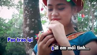 Phố núi tình em(VOCAL) Duy Sơn Karaoke by Kgmnc