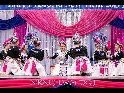 Madison Hmong New Year 2019-2020 Dance Round 1 - Nkauj Lwm Txuj