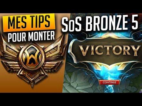 SOS BRONZE 5 ► Mes Tips pour Monter Platine+ !