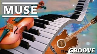 Muse The Groove Instrumental Cover with Lyrics