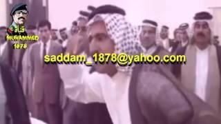 هوسه عراقية أ عجب بها الرئيس العراقي صدام حسين