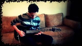 "Passacaglia on Electric Guitar - George Frideric Handel "" zoom g9.2tt """