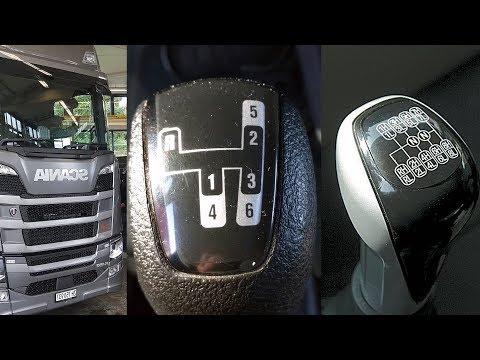 видео: Коробка передач на грузовике. Как переключать?
