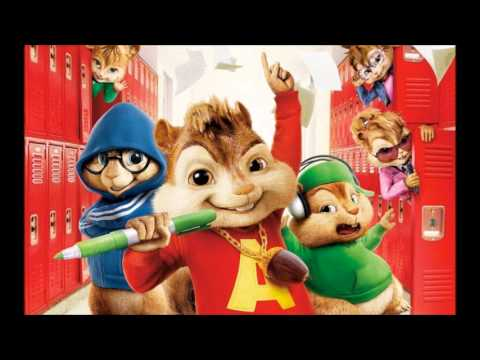 Martin Garrix feat.  Usher - Don't Look Down (CHIPMUNKS Version)