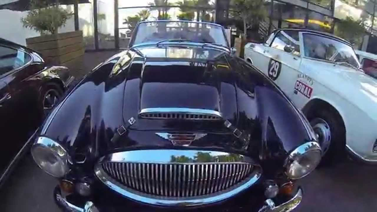 Madeira\'s Classic Auto Show 2014 - YouTube