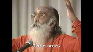 H.H. Swami Chinmayananda at the United Nations
