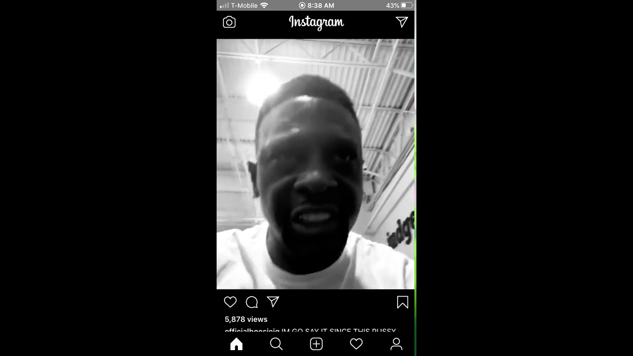 Boosie Badazz has a message for DWayne Wade.......????????‍♂️