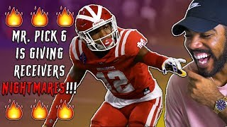 The *REAL* #1 CORNERBACK IN THE COUNTRY!!! | Sharpe Sports