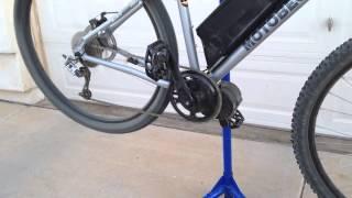 Электро-Мотор для велосипеда Bafang BBS-01 на каретку 48V 750W(Мотор Bafang BBS-01 легок в установке и не влияет на развесовку велосипеда. Центральный мотор мощностью 750 ватт..., 2013-12-23T20:05:53.000Z)