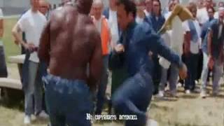 Prison fight: Big Stan vs. Big Raymond Funny Scene[HD]