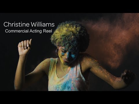 Christine Williams Commercial Acting Reel