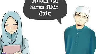Gambar cover Parody jilbab ungu