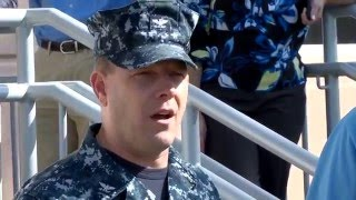 NAVFAC Southeast Wins the NAS Jacksonville Captain