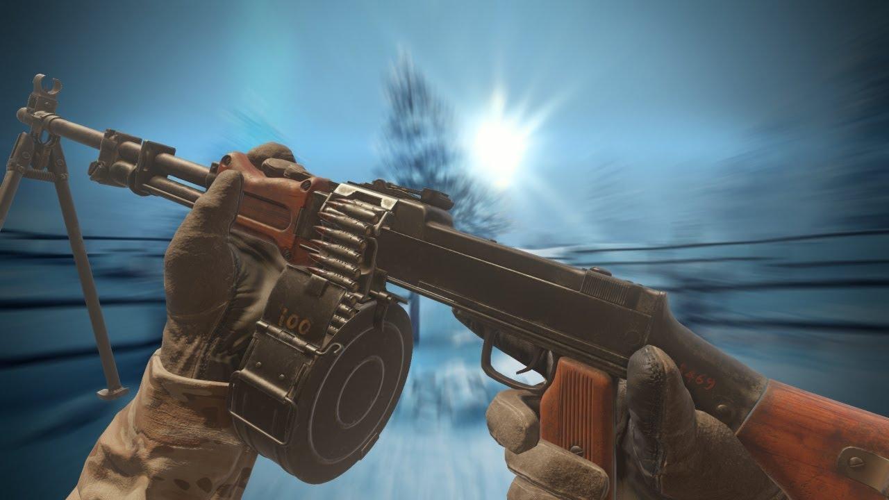 LAST MAN STANDING WINS - BO2 GUNS