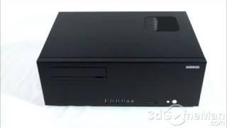 #1180 - Lian Li PC-C50 HTPC Case Video Review