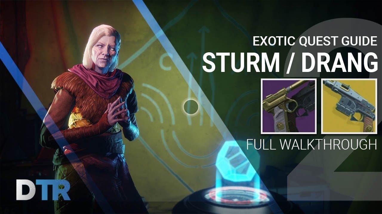 destiny 2 drang quest