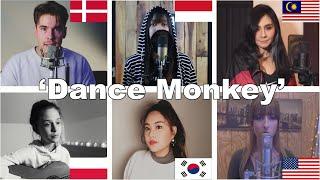 Download lagu Who Sang it Better: Dance Monkey (Poland, Indonesia, Malaysia, Denmark, South Korea, USA)