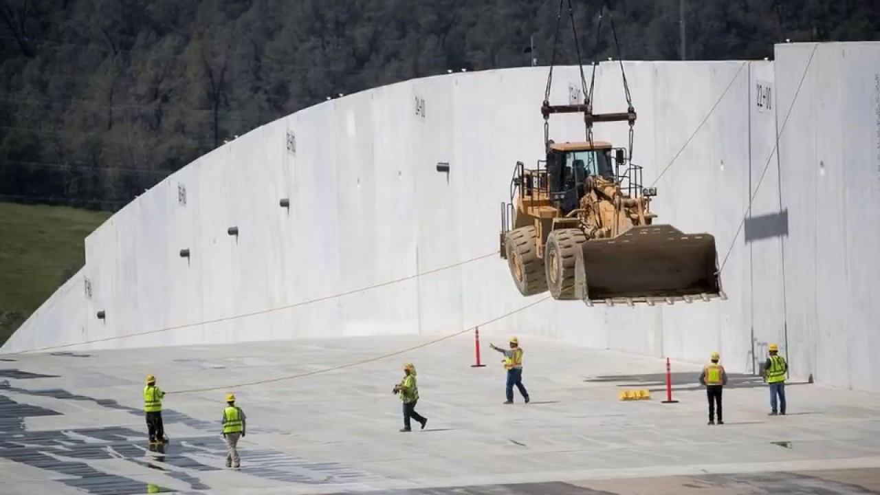Oroville Dam News Update May 1, 2018 is there a leak ?