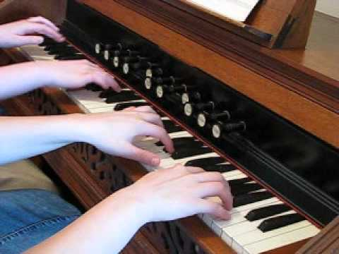 Pump organ demo