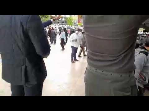 كلمة عبد الحميد أمين خلال الوقفة التضامنية مع الشعب الفلسطيني بالرباط يوم 10 مايو 2021  - 02:58-2021 / 5 / 11