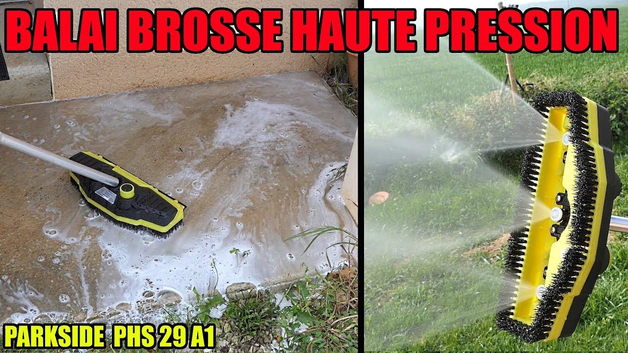 Parkside Balai Brosse Haute Pression Phs 29 Nettoyeur Haute Pression Phd 150