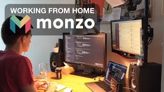 A Week in the Life of a Monzo Developer #2 | Working from Home