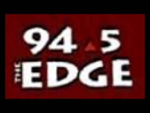 """Jeff Mills @ KDGE 94.5 FM """"The Edge"""" Dallas, USA  21.12.1991"""