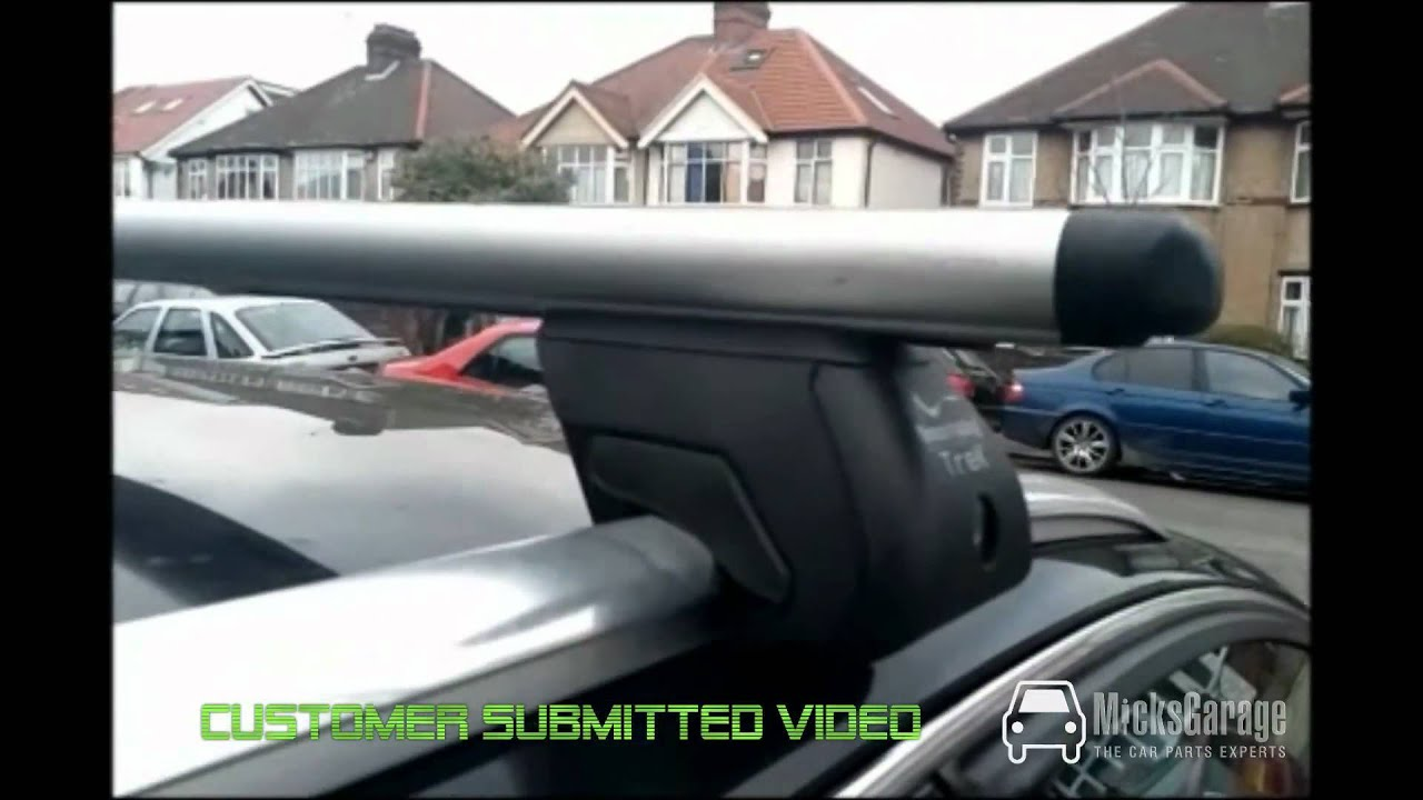 Audi A6 Roof Rack From Micksgarage Youtube