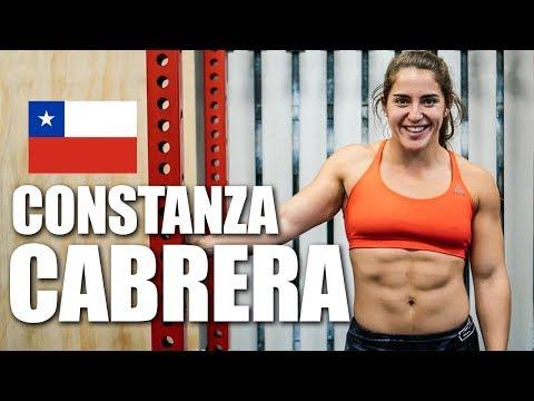 Entrevista a Constanza Cabrera Atleta Crossfit Chile
