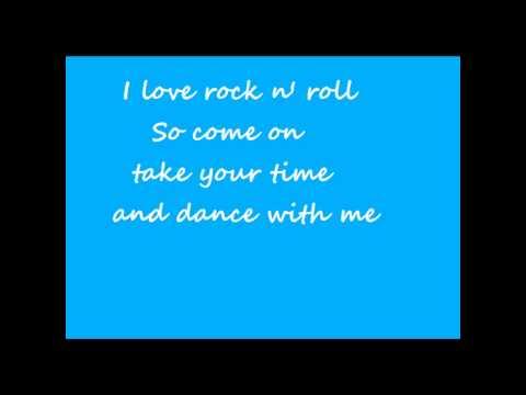 The Arrows - I Love Rock N Roll + lyrics