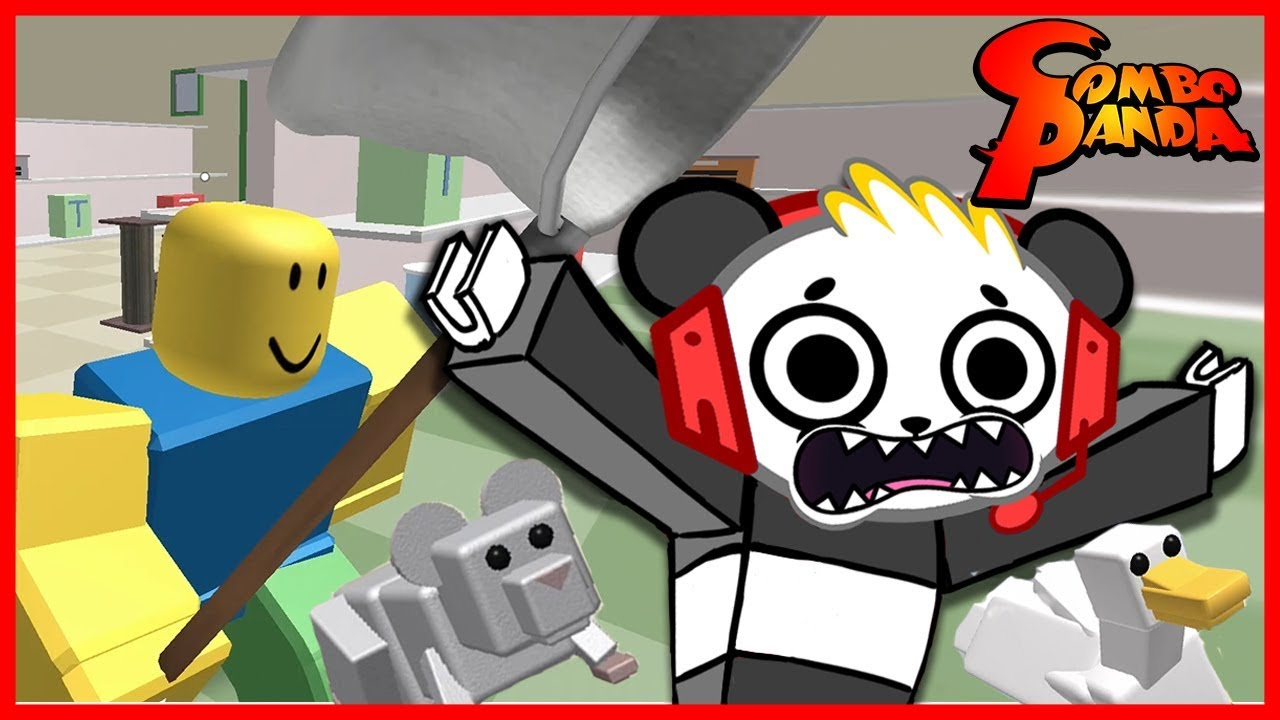 Roblox Pet Escape Snakes on the Run Let's Play with Combo Panda