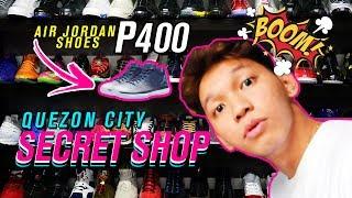 Secret Shop ng Jordan Basketba…