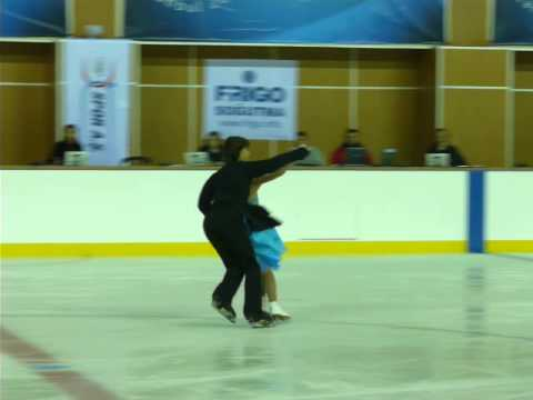 Ekaterina PUSHKASH / Jonathan GUERREIRO, CD, JGP Bosphorus Cup 2009