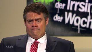 Christian Ehring im Gespräch mit Sigmar Gabriel | extra 3 | NDR