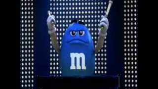 Happy Birthday, Punk Rock Style!  #1 - M&Ms Blue