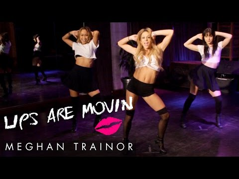 Meghan Trainor - Lips Are Movin (Dance Tutorial)