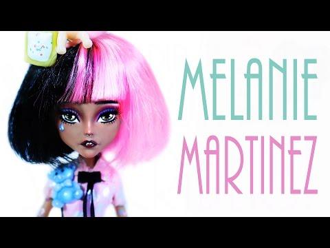 How to make a Melanie Martinez Doll [CRY BABY]