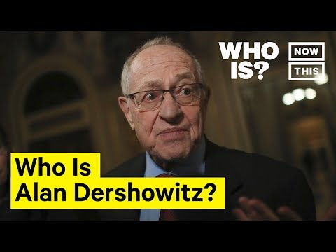 Who Is Alan Dershowitz? Narrated By MK Paulsen | NowThis