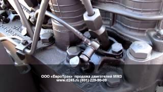 Двигатель Д245.7Е2-398В ММЗ на автобус ПАЗ 12В в Нижнем Новгороде