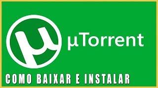 Como baixar e instalar Utorrent no PC