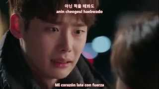 Park Shin Hye - Love Is Like a Snow-Pinocchio OST Parte 4-{Sub español}