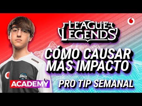 Cómo causar mas impacto - League of Legends - Esports Academy Tips thumbnail