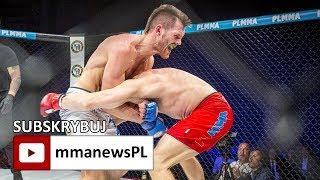PLMMA 77: Dariusz Kaźmierczuk vs Fryderyk Dąbal [NOKAUT]
