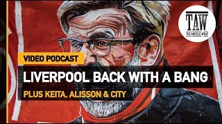 Liverpool 4 West Ham United 0   The Anfield Wrap Podcast