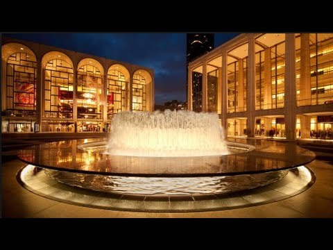 [New York] American Ballet Theater @ Lincoln Center - YouTube