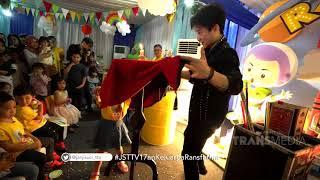 JANJI SUCI - Seneng Banget Rafathar Ngeliat Sulap Di Acara Ulang Tahunnya (18/8/19) Part 4
