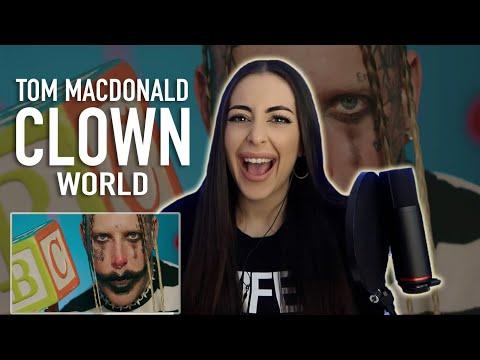 TOM MACDONALD – CLOWN WORLD | REACTION