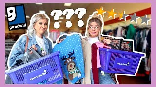 SHOPPING AT THE WORST RATED THRIFT STORE!